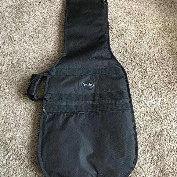 Fender Other - Fender Black Guitar Carrying Case.